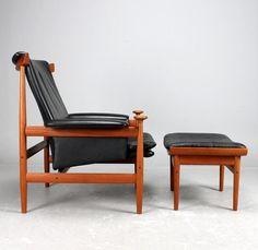 finn juhl japan series sofa manufactured by france and sons teak