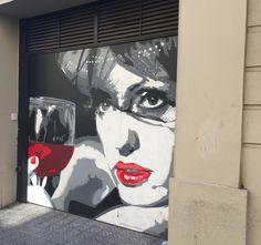 Calle Valmes en Barcelona