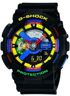 G-Shock x Dee & Ricky | GA-110DR-1A - Black This looks better than the one I'm wearing....