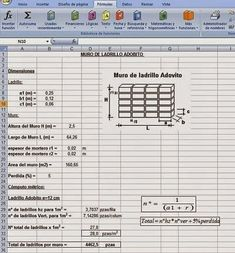 Hoja de entrada y Salida Engineering Management, Civil Engineering, Microsoft Excel, Machine Learning, Autocad, Architecture Details, Steel Frame, Periodic Table, Construction