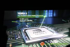 Nvidia launches new Tegra 4 quad core mobile chip Portable Game Console, Tech Image, Xbmc Kodi, Quad, Core, Smartphone, Android, Product Launch, Chips