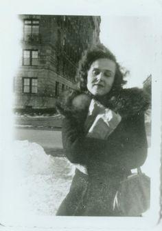 Joan Vollmer, William Burroughs 's wife