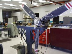 AIRCRAFT PROPELLER COMPANY THAT IS AN APPROVED DISTRIBUTOR AND SERVICE CENTER =>