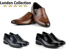 New Mens Slip On Tassle Loafers Contrast Panel Vintage Design Shoes UK Size 6-11