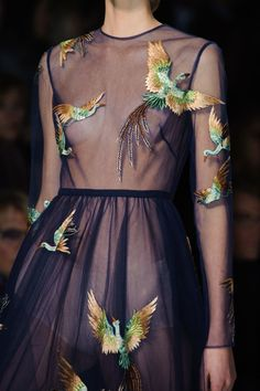 Valentino at Paris Fall 2014 (Details)