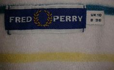 Love Fred Perry font via @MariaB074