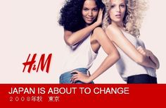 6. Market Development Strategy- H&M opened a new international store and is now selling their same products to a new market. (Edgar Lopez)