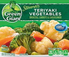 Steamers Boxed Vegetables, conveniently sized for smaller households ina  wide variety of flavors. Try our delicious sauces and seasonings - surprisingly lower in fat and calories - or enjoy the simple goodness of our plain vegetable varieties.