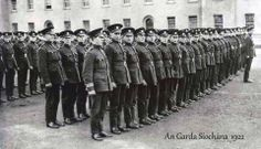 An Garda Siochana - The Guardians of the Peace 1922