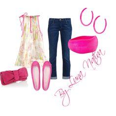 Pink Summer, created by Luna Nativa