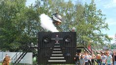Festivals, Summer 2011