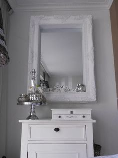 RM mirror My Room, Country Style, Interior Styling, Mirrors, Sweet Home, Alice, Shabby, Vanity, Decor Ideas