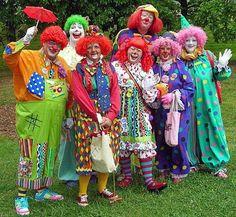 clowning festival - Google Search