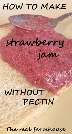 Stupid easy chia seed and strawberry jam. Fast fresh all natural sugar free delicious homemade freezer jam Make Money Fast, How To Lose Weight Fast, Make Money Online, Freezer Jam Recipes, Canning Recipes, How To Make Jam, Growing Tomatoes, Strawberry Jam, Natural Sugar