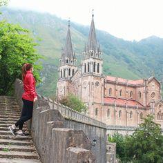 Lado of Covadonga #Asturias
