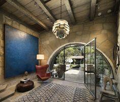 Ellen DeGeneres and Portia de Rossi list their stunning Santa Barbara villa for $45M - Curbedclockmenumore-arrow : The couple bought the home in 2013 for $26.5 million