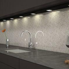 glas küchenrückwand spritzschutz küche glaswand | that's nice ... - Küchenrückwand Glas Beleuchtet