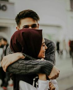 (notitle) - mY fAve Couple - Cute Couples Cuddling, Cute Couples Texts, Cute Muslim Couples, Cute Couples Goals, Romantic Couples, Romantic Photos, Cute Love Couple, Cute Couple Pictures, Best Couple