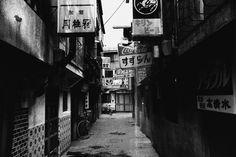 Daido Moriyama at Galleri Riis