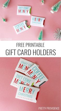 Free Printable Holiday Gift Certificates The Best Free Christmas Printables  Gift Tags Holiday Greeting .