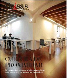 La cultura, cerca de casa. Mallorca una gran biblioteca. Brisas 30 gener 2016