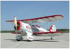 Waco Classic Aircraft YMF-5D Super | is there any plane remotely as cool as a biplane or really any old ...
