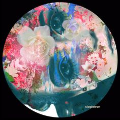 'Bambi Eyes' - Digital Collage by Slagletron