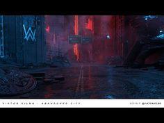 ABANDONED CITY - Cinema 4D Breakdown - YouTube