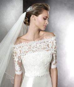 Stunning wedding dresses by Pronovias 2016 Bridal Collection Pronovias Wedding Dress, Stunning Wedding Dresses, 2016 Wedding Dresses, Formal Dresses For Weddings, Wedding Dresses Plus Size, Wedding Dress Styles, Bridal Dresses, Wedding Gowns, Bridesmaid Dresses