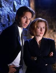 Mulder and Scully - The X Files - I Want to Believe...oh yes I do.