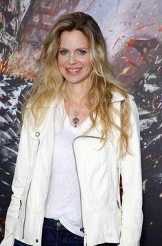 Kristin Bauer van Straten - Stars at the Premiere of 'Battleship' in LA