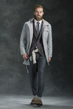 Brunello Cucinelli, Look #15