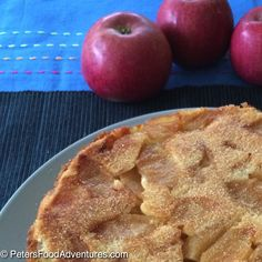 There are many variations of Sharlotka Apple Cake out there. It's a basic apple cake made with simple ingredients. Some recipes only contain only 4 ingredients! This is not an American Apple Pie, it's definitely a cake. This is my wife Rita's Sharlotka recipe, and I'm grateful she shared the recipe and baked it all for me....Read More