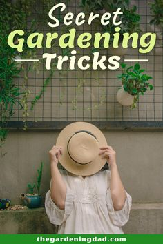 Learn Secret Gardening Tricks for a Better Garden! Subscribe to learn more about garden ideas, designs, gardening hacks and tricks, and common mistakes to avoid! #garden #gardening #blog