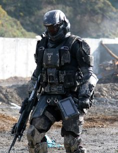 Halo ODST costume #cosplay #halo