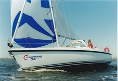 C-yacht compromis 34 exterior