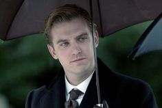 Matthew Crawley (Don't know his real name) from Downton Abbey