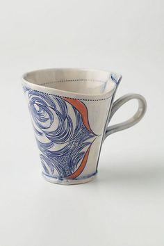 Pacifica Mug, Linda Fahey
