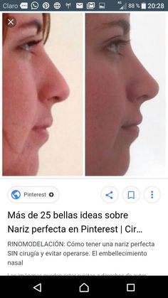 15 Products That Are the Nearest Thing to Botox in a Bottle Nose Plastic Surgery, Nose Surgery, Perfect Nose, Botox Injections, Facial, Nose Jobs, Bts Dancing, Beauty