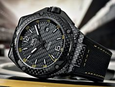 IWC Ingenieur Automatic Carbon Performance, Ref. IW322401