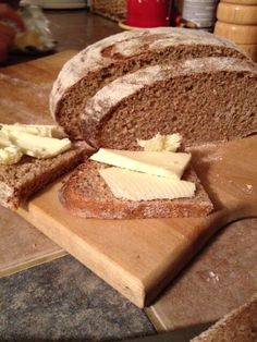 A delicious and healthy spelt sourdough bread recipe. Great for sandwiches, toast, and dinner bread!