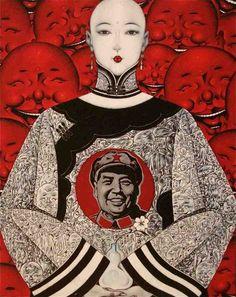 Qiu Shengxian (b1955, Jiangxi Province, China)