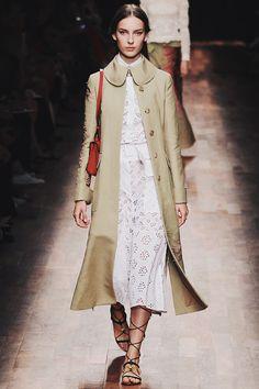 Valentino Spring 2015 - this coat!