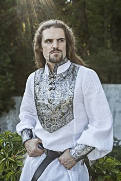 Wedding Tunic - Medieval and Renaissance Clothing, Costume
