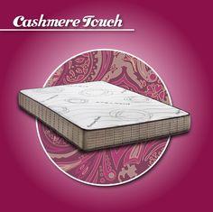 Colchón Cashmere Touch