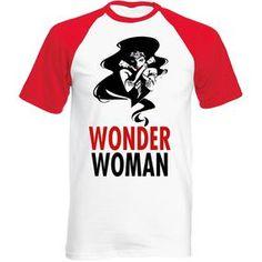 Justice League: Wonder Woman T-Shirt £14.99