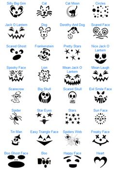 20 awesome pumpkin carving templates i need all the help i can get