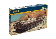 BMP 1 scala 1:35