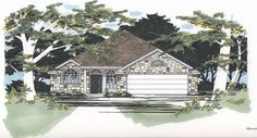 The Mason House Plan - 5566 Good floor plan, Garage could be a great yoga studio with windows instead of garage doors