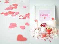 Um São Valentim muito Pinga Amor | Simplesmente Branco